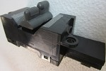 C4 Corvette 1990-1996 Driver Door Power Window Switch Assembly