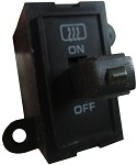 C3 Corvette 1981-1982 Rear Defroster Switch