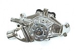 1984 - 91 C4 Corvette Water Pump SuperCool - Chrome