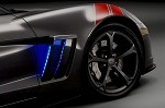 C6 Grand Sport Corvette 2010-2013 LED Fender Cove Lighting Kit - 4Pc