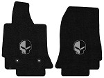 C7 Corvette Stingray/Z06 2014+ Lloyd Ultimat Jake Skull Floor Mats