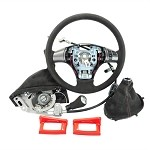 Corvette C6 2005-2013 Carbon/Centennial Edition Color Matched Upgrade Set