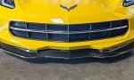 C7 Corvette Stingray 2014+ True Carbon Fiber Front Bumper Grille