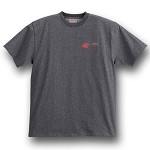 C6 Corvette Grand Sport Logo Moisture Wicking T-Shirt - Black, Charcoal, White
