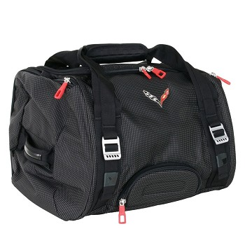 Corvette C7 2014 Stingray Duffel Bag with Logo