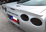 C5 Corvette 1997-2004 ZR1 Style Spoiler - No Drill Design!