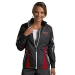 C6 Corvette 2005-2013 Womens Sporty Colorblock Jacket