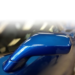 C7 Corvette Stingray 2014+ Lamin-X Mirror Protection Film - Pre Cut