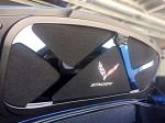 C7 Corvette Stingray/Z06 Convertible 2014+ Trunk Lid Brace - Brushed / Polished