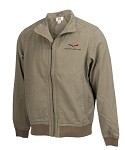 C4 C5 C6 Corvette 1984-2013 Cutter & Buck Downtown Jacket 2XL ONLY