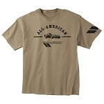 C6 Corvette 2010-2013 Grand Sport Power Lifting T-Shirt