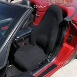 C5 C6 Corvette 1997-2013 Heavyweight Fleece Seat Covers