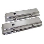 C3 C4 Corvette 1958-1986 Small Block Short Valve Covers