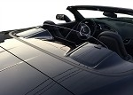 C7 Corvette Stingray/Z06/Grand Sport 2014+ GM Windscreen Air Deflector - Convertible