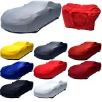 C7 Corvette Stingray/Z06 2014+ Color Matched Indoor Car Covers