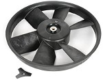 C5 Corvette 1997-2004 Replacement Cooling Fan