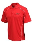 C3 C4 C5 C6 Corvette 1968-2013 Warrior Polo Shirt - Multi Colors