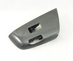 C7 Corvette Stingray/Z06 2014+ Real Carbon Fiber Passenger Side Power Window Bezel