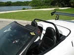 C6 Corvette Convertible 2005-2013 Custom 4 Point Bolt On Roll Bar