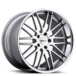 C7 Corvette Stingray/Z51 2014+ Cray Hawk Wheel Set - Size/Finish Selection