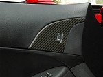 C6 Corvette 2005-2013 Hydrocarbon Carbon Fiber Door Lock Trim