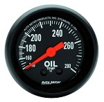 Universal Corvette 1968-2014+ Autometer 2-1/16 inch Oil Temperature 140-280F