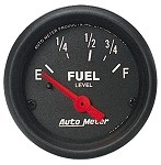 Universal Corvette 1968-2014+ Autometer 2-1/16 inch Fuel Level 0-90 ohm GM SSE