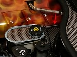 C6 Corvette 2005-2013 Hydrocarbon Carbon Fiber Brake Booster Cover