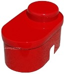 Corvette C6 05-13 Custom Painted Master Brake Cylinder Cover w/ Cap