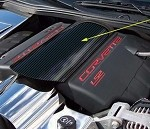 C6 Corvette 2005-2013 Hydrocarbon Carbon Fiber Plenum Cover - Non Perforated