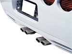 1997-2000 Corvette Bolt-On Stainless Steel Tips