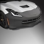 C7 Corvette Stingray 2014+ Front Mask/Bra With Logo