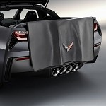 C7 Corvette Stingray 2014+ Rear Bumper Fascia Protector