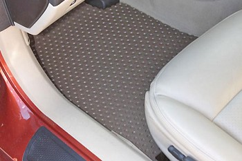 Corvette C5 & C6 Rubbertite Lloyd Floor Mats