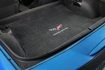 Corvette C6 2013 60 Years Logo & Lettering Lloyd Corvette Ultimat Cargo Mat