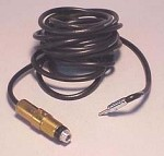 1969 to 1975 C3 Corvette Antenna Cable with Body (177 inch)