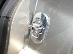 Corvette C5 97-04 DOOR STRIKER POLISHED BILLET BEZELS (2)