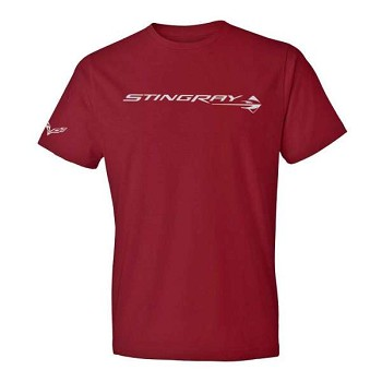 Men's Corvette C7 Stingray Logo T-Shirt