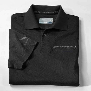 Men's Corvette C7 Stingray Championship Polo