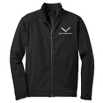 Men's Corvette C7 Stingray Softshell Jacket