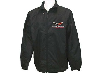Corvette C6 Racing Logo Windbreaker