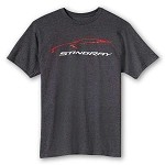 Corvette C7 Stingray Car Gesture T-Shirt