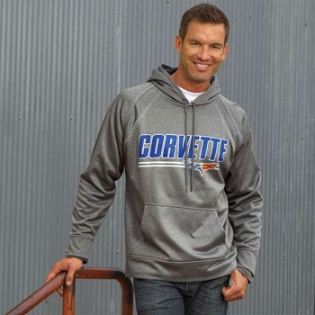 Corvette C6 Performance Fleece Hoodie Jacket