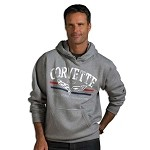 Corvette C6 Fleece Hoodie Jacket