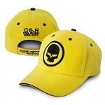 Corvette C6 Yellow Racing Jake Cap