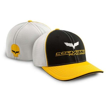 Men's Corvette C6 Racing Sport Mesh Cap