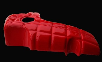 Corvette Washer Fluid Tank Cover- Custom Painted : 1997-2004 C5