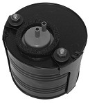 1968-1982 C3 Corvette Headlight Vacuum Storage Can