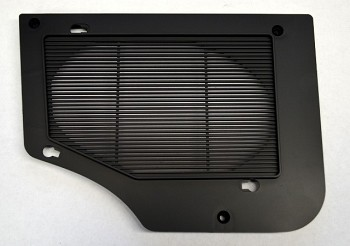 1978-1982 C3 Corvette Rear Speaker Grille