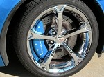 Corvette C6 Paint Matched Caliper Covers
